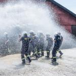 Cold Water Challenge FF Weding - © Benjamin Nolte / www.bos-inside.de