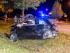 Nächtlicher Unfall in Tarp - Fahrer alkoholisiert - Foto: Benjamin Nolte / www.bos-inside.de