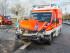 Schwerer Unfall mit Rettungswagen auf der B199 bei Wees - Foto: Benjamin Nolte / www.bos-inside.de