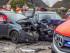 Schwerer Unfall in Großsolt - Foto: Benjamin Nolte / www.bos-inside.de