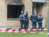 Brandanschlag auf Flüchtlingsunterkunft in Flensburg - Foto: Benjamin Nolte / www.bos-inside.de