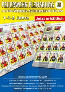 Sticker Verkaufsposter