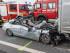 Tödlicher Unfall auf der A7 bei Handewitt - Foto: Benjamin Nolte / www.bos-inside.de
