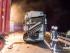 Schwerer LKW Unfall auf der A7 - Foto: Benjamin Nolte / www.bos-inside.de