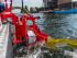 Mini-Bagger zur Ölbekämpfung - Foto: Benjamin Nolte / www.bos-inside.de