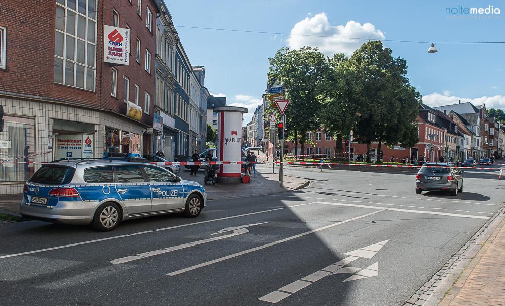 Flensburg Messerstecherei