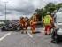 Schwerer Unfall in Flensburg - Foto: Benjamin Nolte / www.bos-inside.de