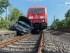 Bahnunfall in Jübek - Foto: Benjamin Nolte / www.bos-inside.de