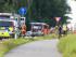 Schwerer Unfall auf der B200 - Foto: Benjamin Nolte / www.bos-inside.de