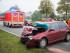 Schwerer Unfall auf der B199 bei Dollerup - Foto: Benjamin Nolte / www.bos-inside.de