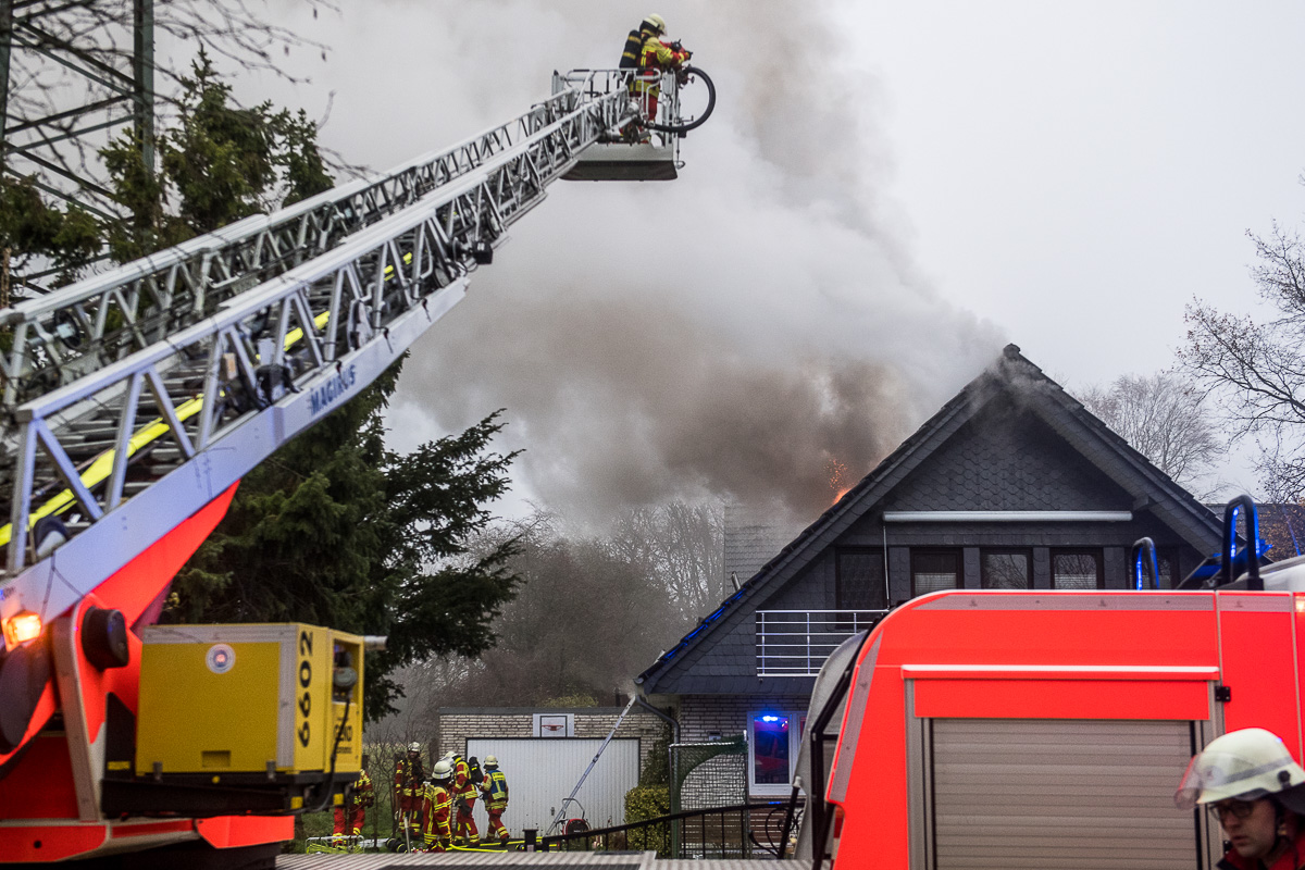 Feuer In Flensburg